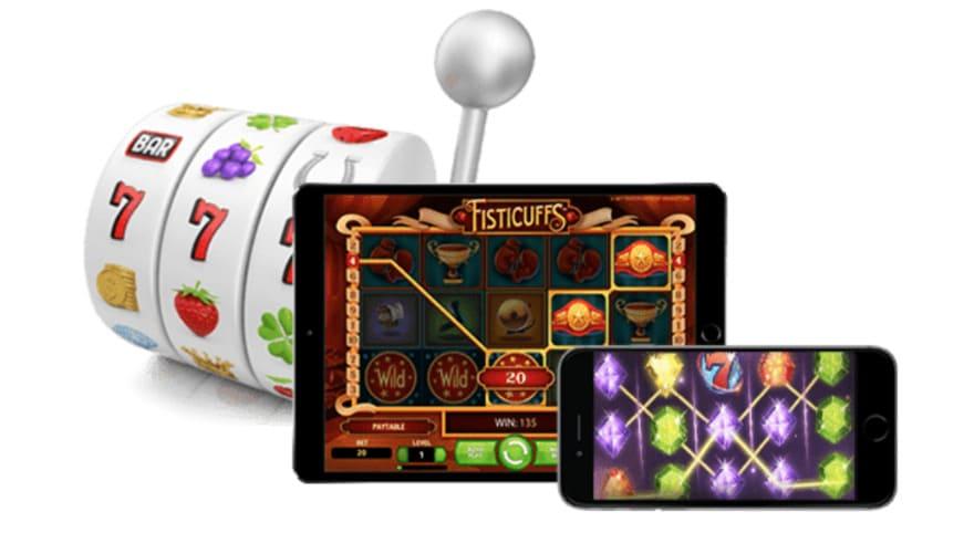 Casinospel som slots